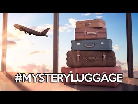 Expedia's #MysteryLuggage Challenge