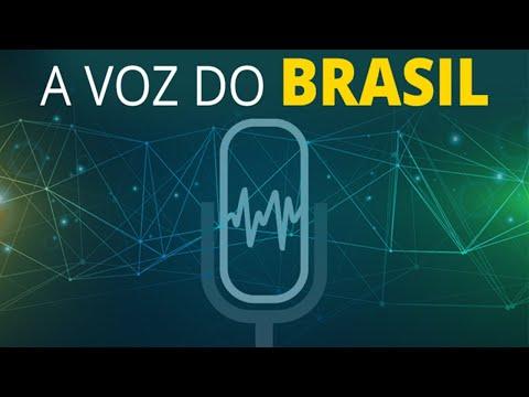 A Voz do Brasil - 20/07/2021