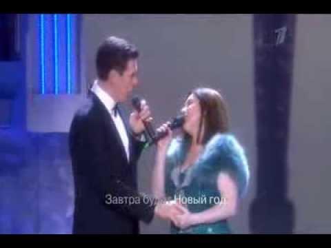 Тамара Гвердцители, Дмитрий Дюжев - Мельницы моей души (Две звезды - 2014)