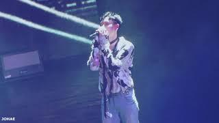 190328 Super Junior( 슈퍼주니어)-One More Chance(비처럼 가지마요) @ MONSTER KPOP CONCERT IN TAIWAN