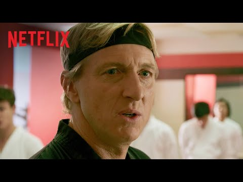 Best Of Cobra Kai Fight Scenes | Netflix