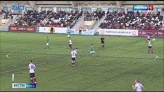 Омский футбольный клуб «Иртыш» планирует принять участие в играх Футбольной национальной лиги