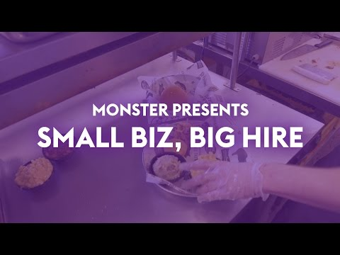 Small Biz, Big Hire: Old Carolina Barbecue. As a small business owner, growing your business means finding the right talent. In this series, 'Small Biz, Big Hire,' we chronicle a few small businesses who have been able to realize success as a result of strong hiring decisions with the help of Monster.