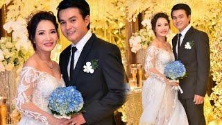 Diễn viên Cao Minh Đạt cưới vợ ở tuổi 41 [Tin mới Người Nổi Tiếng]
