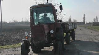 """Полицейские задержали участников """"тракторного марша"""" на Кубани"""