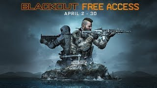 Play Call of Duty: Black Ops 4 Blackout for free