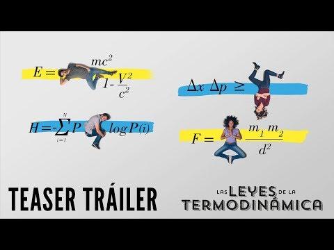 LAS LEYES DE LA TERMODINÁMICA. Teaser Tráiler Oficial HD. En cines 20 de abril.