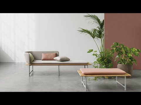 "Cecilie Manz designs minimal furniture to create ""relaxed moments"""