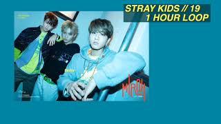 1 hour loop ; stray kids - 19⭕️