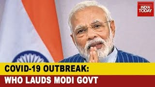 Covid-19 pandemic: WHO lauds India's social outreach durin..