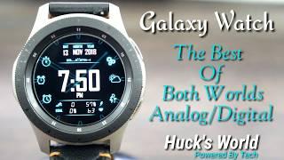 Galaxy Watch/Gear S3 Best Of The Best Analog/Digital Watch 2018