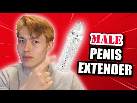 Penis Extender Sleeve | Adam's Extension Sleeve | Penis Extension Sleeve Review