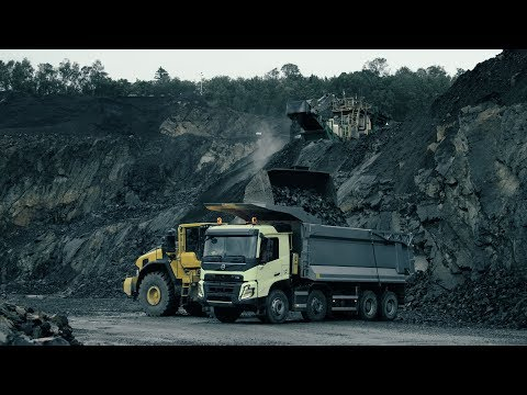 Volvo Trucks ? The new Volvo FMX - Carrying the industry forward
