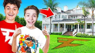 13 Year Old Moves Into The FaZe House (FaZe H1ghSky1)