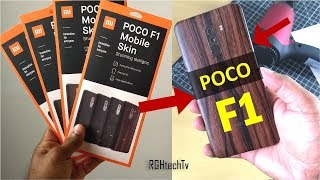 Poco F1 Official Skins Review and How to Apply