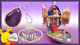 Princesse Sofia - Jouet pour enfants - Amulette magique - Titounis