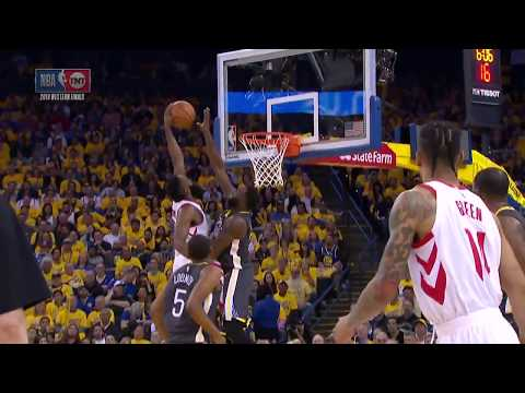 James Harden's Monster Slam From All Angles!