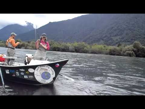 Will You Marry Me in Chile Fly Fishing!