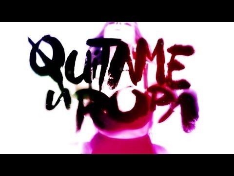 Gloria Trevi - Quítame La Ropa (Lyric Video)