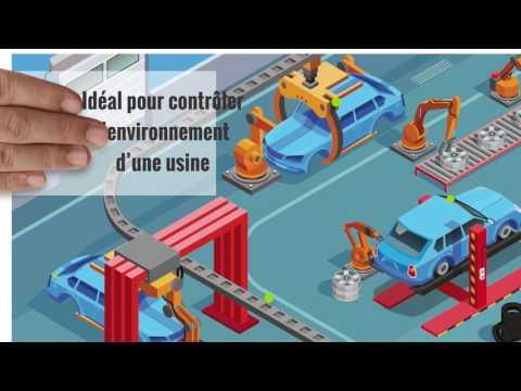 Système de contrôle environnemental sans fil OMÉGA