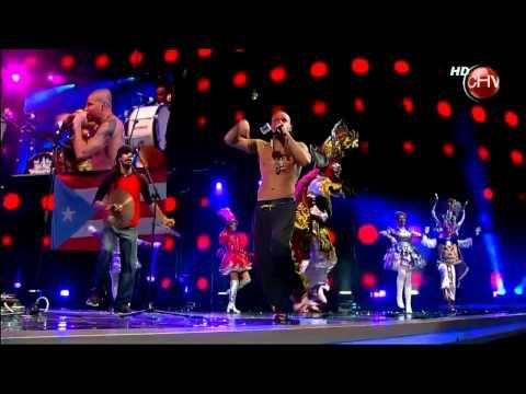 Calle 13 - Fiesta De Locos (DVD Festival De Viña 2011)