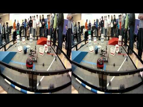 3D GoPro Robotics