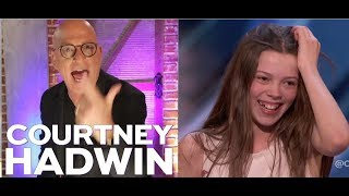 Howie Mandel: She is the best EVER!