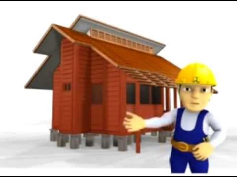 Teknologi Litbang : Rumah Tahan Gempa | Puskim
