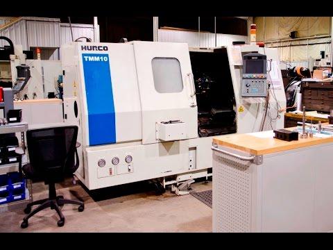 Hurco TMM10 CNC Lathe
