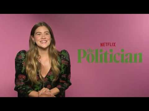 topshop.com & Topshop Discount Code video: Interview with Netflix's The Politician Star Laura Dreyfuss