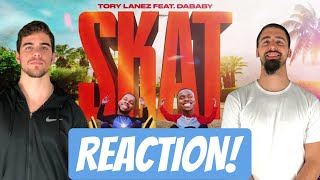 Tory Lanez - SKAT (feat. DaBaby) [Official Music Video] REACTION!