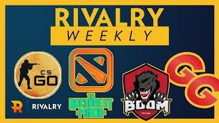 BOOMID Early GG, CSGO Minors, LEC Changes, and Continued Death of Artifact | RivalryWeekly