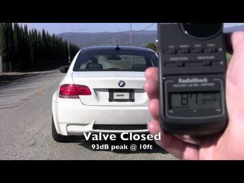 IPE Innotech Exhaust iPE BMW M3 E90 E92 M3 2007 - 2012