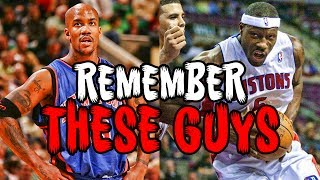 7 NBA Stars That EVERYONE HAS FORGOTTEN