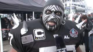 Last Oakland Raiders Home Game of 2012 vs Kansas City Chiefs
