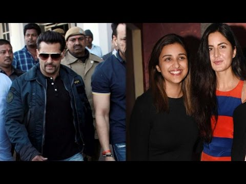 Salman Khan Finally Gets A Legal Relief | Katrina & Parineeti Spotted At A Movie Theatre