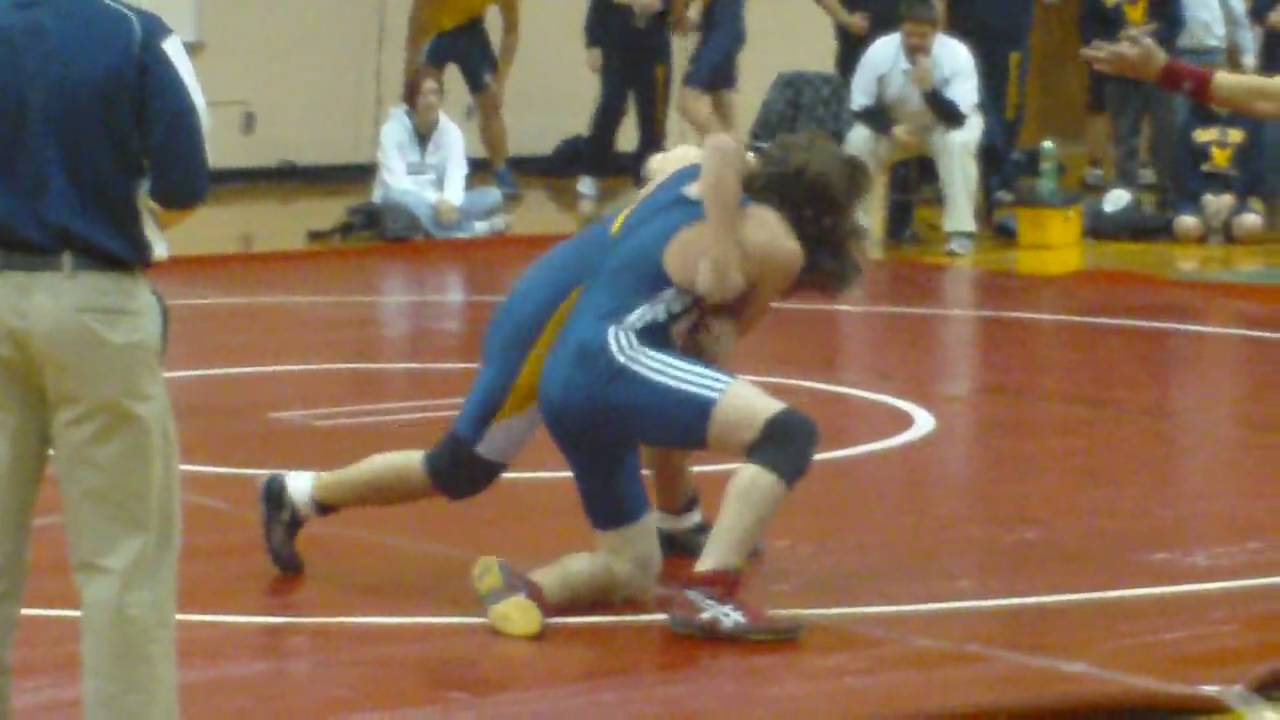 Academy wrestling video