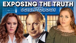 TRUTH About Scientology: Thetans, Sea Org, ALIENS?!