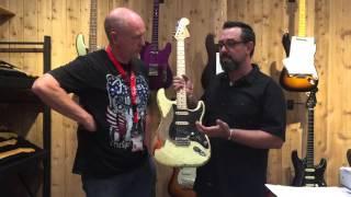 Max Guitar - Jason Smith Garage Mod 1969 Stratocaster