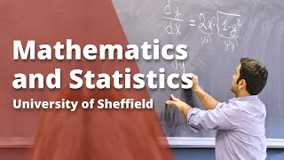 Undergraduate study in Mathematics and Statistics