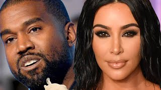 Kanye West's life is in DANGER after exposing music industry|Kim Kardashian WANTS a divorce!(replay)