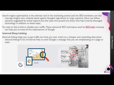 5 best techniques SEO company in India used to boost your rankings, traffic