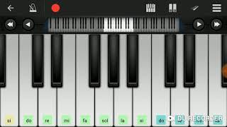 Tula Pahate Re Piano Notes cover   Subodh Bhave   Ashok Patki  