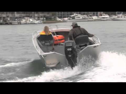 Bluefin 425 Scrapper