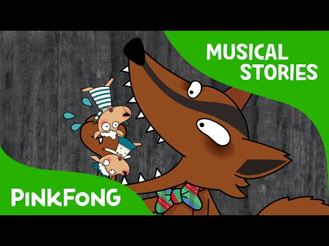 The Wolf and the Seven Sheep | Fairy Tales | Musical | PINKFONG Story Time for Children