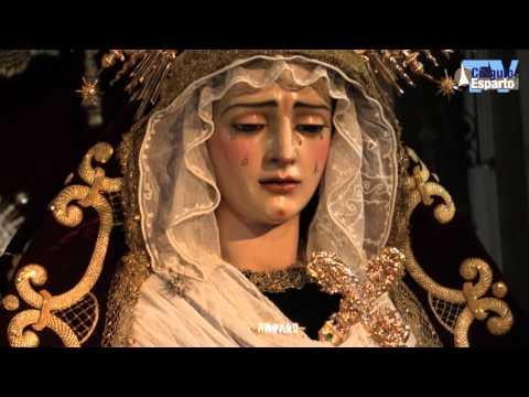 Besamanos Virgen de Gracia y Amparo de la Hdad de los Javieres