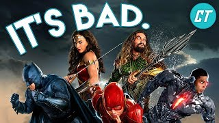 Justice League is a Mess