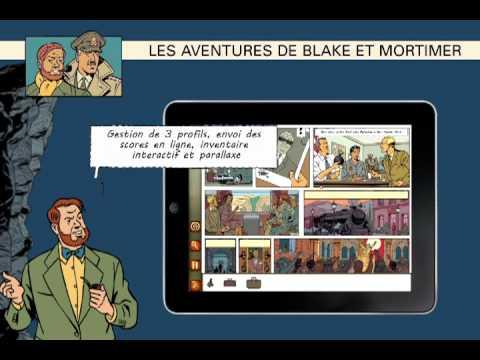BLAKE ET MORTIMER LA MALEDICTION...(TRAILER) - YouTube