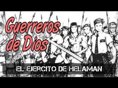 Guerreros de Dios - El Ejército de Helamán (Música SUD)