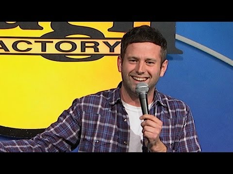 Brent Morin - High School (Stand Up Comedy)